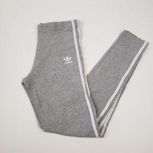 Adidas Originals  Youth 3 Stripes Leggings